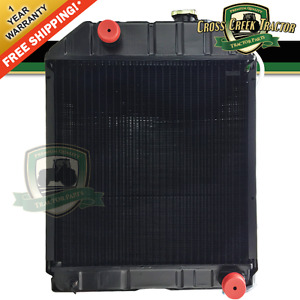 C7nn8005e New Ford Tractor Radiator 5000 5100 5200 5600 6600 7000 7100 7200