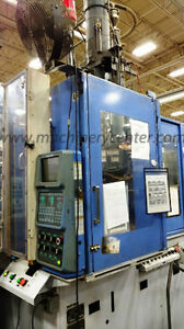 220 Ton 16 5 Oz Jsw Vertical rotary Injection Molding Machine 98