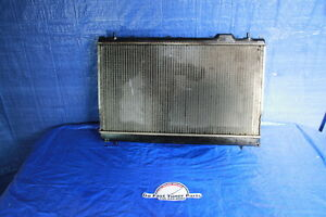 03 05 Dodge Neon Srt4 Radiator And Cooling Fans Assembly Oem 2 4l Turbo Factory