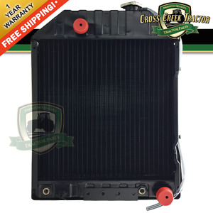 E0nn8005gc15m New Radiator Fits Ford new Holland 5110 6410 6610 7410 7610