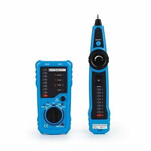 Rj11 Rj45 Cable Tester Leshp Multifunction Electric Wire Finder Tracker
