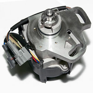 For 1991 1995 Toyota 5afe 19020 15180 2 4 Ae100 Ignition Distributor