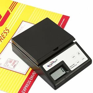 Usps Style Postal Scales 25 Lb X 0 1 Oz Digital Shipping Mailing Postal Scale