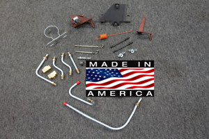 Mopar 1966 70 B Body 440 6 Six Pack Installation Kit A12 Roadrunner Coronet