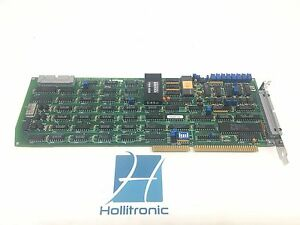 National Instruments At mio 16 180705 01 Multifunction Data Acquisition Daq