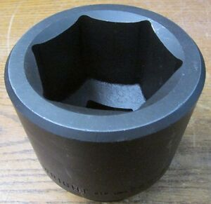 Unused Nos Wright 848 75 75mm Impact Socket 1 1 2 Inch Drive 6pt