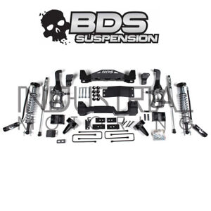 Bds Suspension 2015 2016 Ford F 150 4wd 6 Inch Coil over Lift Kit 1506f