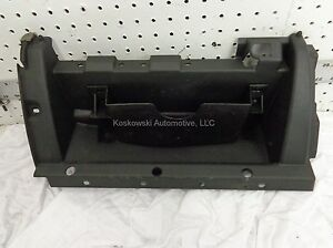 Dodge Dakota Dash Glove Box 2001 02 03 04 Durango
