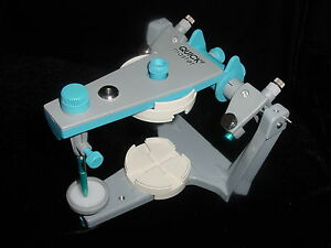 Dental Articulator Semi Adjustable Quick Master B2m Model