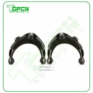 2pcs Front Upper Control Arm W ball Joint For 1998 1999 2000 2001 Honda Accord