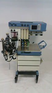 Drager Narkomed Gs Anesthesia Machine Draeger upgrade From 2b Machines