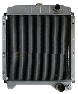 A172038 Radiator For Case 580 580 111 580k 580k 1 Super K Tractors