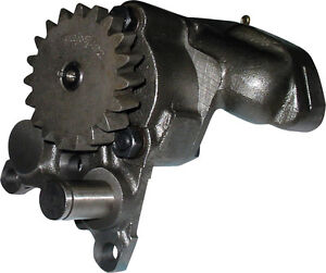 41314189 Engine Oil Pump For Massey Ferguson 65 165 255 Tractors