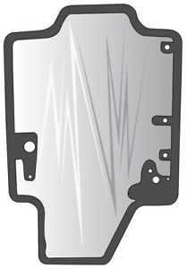84344565 Front Windshield Glass New Holland L213 L230 Sr130 Sr200 Skid Steer