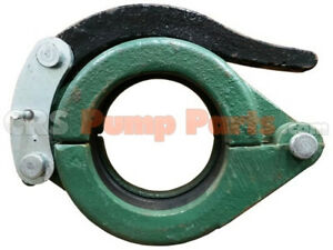 Concrete Pump Parts 2 Hd Clamp Non adjustable