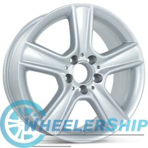 New 17 Alloy Replacement Rear Wheel For Mercedes C300 C350 2010 2011 Rim 85100