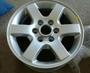 New Oem Aluminum Painted 17x8 Wheel Rim 2007 2014 Ford Expedition Bl1z 1007 B