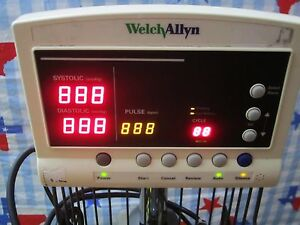 Lot Of 10 welch Allyn Protocol Vital Signs Monitor Series 52000 No Stand