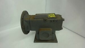 Winsmith 924mdt Left Angle Gearbox 1750 Input Rpm Input Hp 1 28 Ratio 25 1