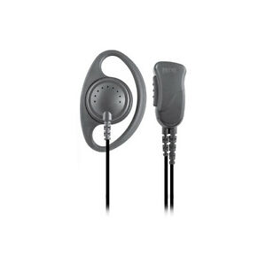 Pryme Defender Spm 1203 Qd Earpiece For Hyt Relm 2 pin 2 way Radios see List