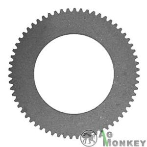 M5878e 10 3 4 Single Stage Clutch Gear Disc Minneapolis Moline Zas Zb Za Series