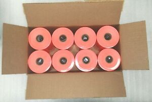 8 Sleeves Of Red Labels For Monarch 1131 Pricing Gun 1 Case