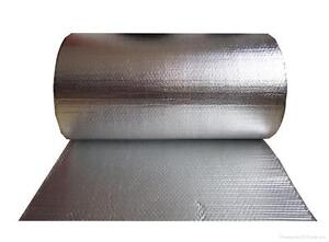 48 X 125 X 1 4 Double Bubble Reflective Foil Insulation