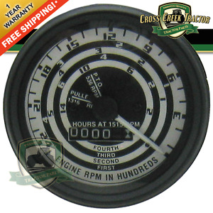C3nn17360n New Ford Tractor Proofmeter Naa 500 600 700 800 900 2000 4000 Cyl