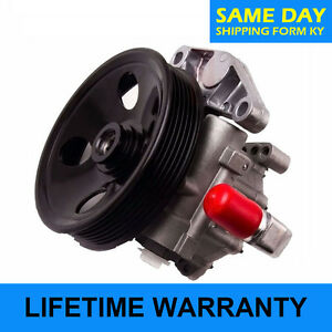 For Mercedes Benz Gl450 Ml350 R350 2006 2012 New Power Steering Pump A0054662201