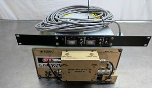 Ae Advanced Energy Rfpp Am 10 1kw 13 56 Mhz Matching Network Tuner Amnps 2a Amat