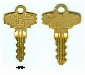 2 Snap On Tool Box Kra Replacement Keys Cut To Codes 2001 2670 Read Auction