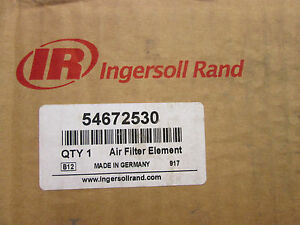 ingersoll rand air filter information on purchasing new