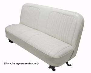 1967 72 Chevy Gmc Std Cab Front Bench Seat Upholstery All Vinyl