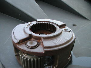 Case 1845 1845b Early 1845c Drive Motor Planetary New