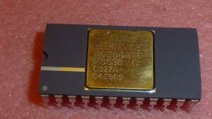 New 1pc Ad Ad566atd 883b Gold Ic Dac 1 ch Current Steering 12 bit 24 pin Cdip
