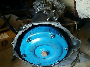 2001 Dodge Ram V 10 Transmission With Transfer Case