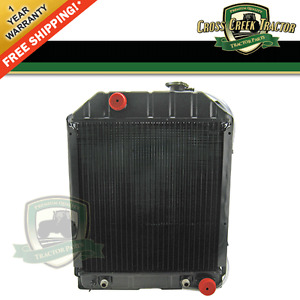D8nn8005sb New Ford Radiator 4500 5000 5100 5200 5600 6600 345c 445