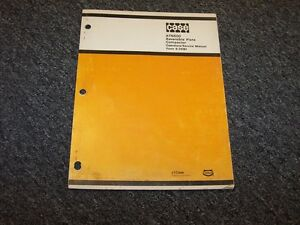 Case Atn500 Reversible Plate Compactor Owner s Owner Operator Maintenance Manual