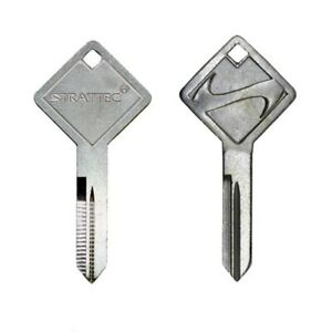 A R E Truck Cap Lid Replacement Strattec Keys Pre Cut To Key Codes 0001 1095