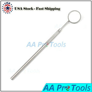 Dental Mirror And Handle Stainless Steel Dental Instruments 5