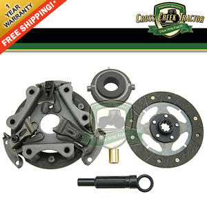 Clutch Kit With Bearings For Case Ih Tractors Models Cub Cub Lo boy 351773r1