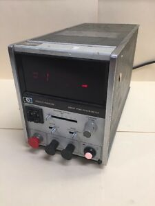 Hewlett packard 8900d Hp Peak Power Meter 100 Mhz To 18 Ghz