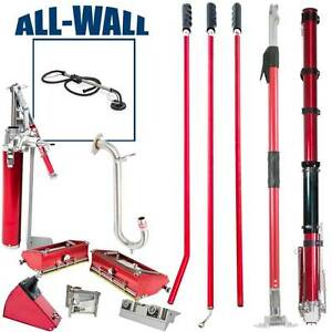 Level5 Full Set Drywall Taping Tools W Porter Cable 7800 Sander Save 227