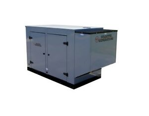 Gillette Commercial Stand By Generator 240 Volt