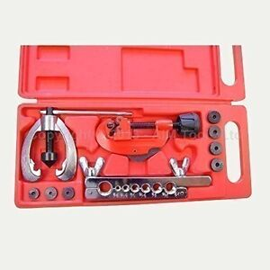 371215 Imperial Copper Ac Brake Pipe Double Flaring Tool Kit Tube Cutter