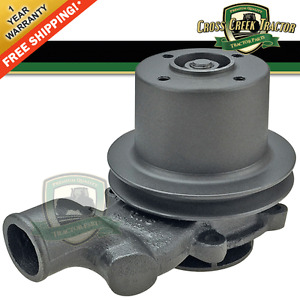 743064m91 New Water Pump For Massey Ferguson 165 175 180 255 265 275