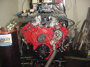 Ford 429 460 Hot Street Engine 440hp 520t Mustang F150 Torino F350 Mud Street