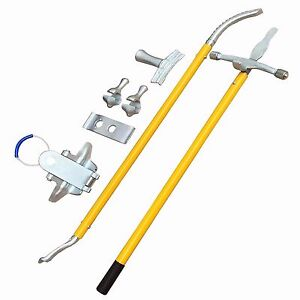 Tire Changer Tire Mount Demount Tool Tools Tubeless Truck 7 Pieces