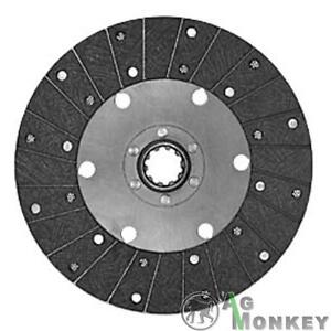 359169 12 Single Stage Clutch Woven Disc International Md Super M Md W6