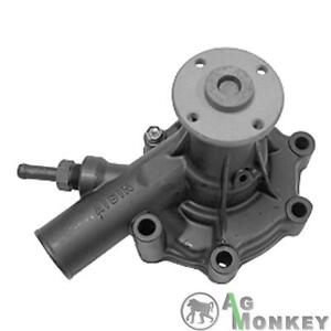 1273085 Water Pump For 3 cyl Case ih 244 245 255 235 254 1130 International 234